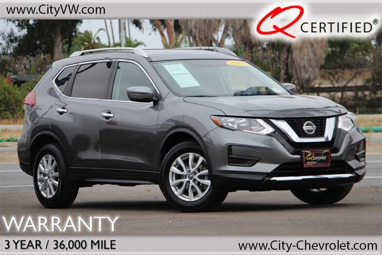 Pre-Owned Nissan Rogue San Diego CA