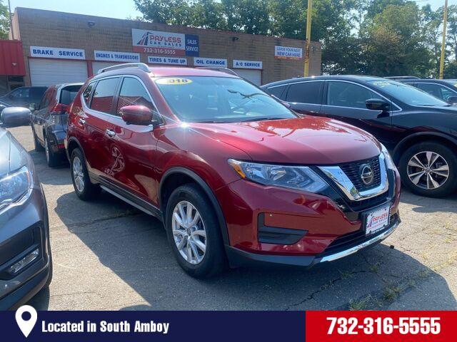 2018 Nissan Rogue SV South Amboy NJ