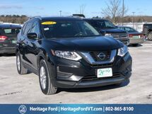 2018 Nissan Rogue SV South Burlington VT