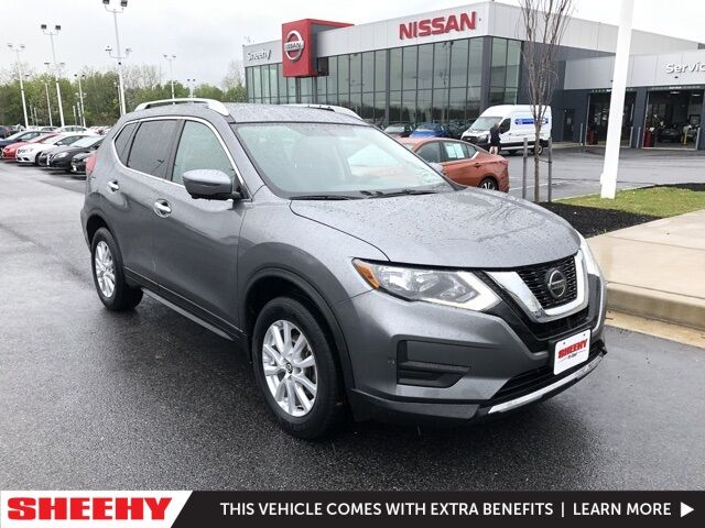 2018 Nissan Rogue SV White Marsh MD