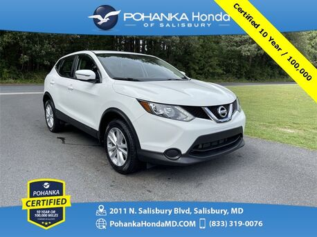 2018_Nissan_Rogue Sport_S AWD ** Pohanka Certified 10 Year / 100,000 **_ Salisbury MD