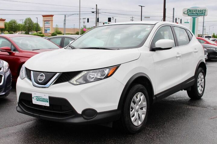 2018 Nissan Rogue Sport S Fort Wayne Auburn and Kendallville IN