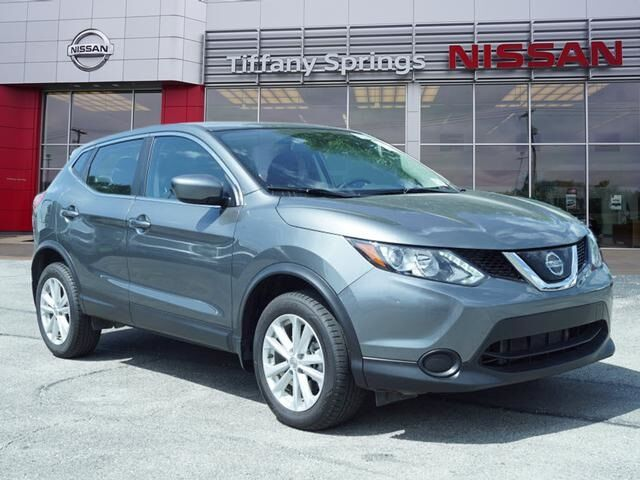 2018 Nissan Rogue Sport S Kansas City MO