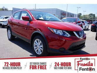 2018_Nissan_Rogue Sport_S_ Knoxville TN