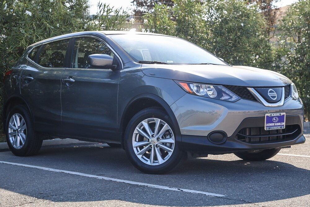 2018 Nissan Rogue Sport S Livermore CA