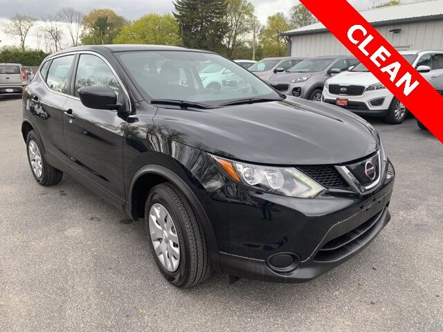 2018 Nissan Rogue Sport S Schenectady NY