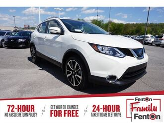 2018_Nissan_Rogue Sport_SL_ Knoxville TN