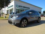 2018 Nissan Rogue Sport SL LEATHER, NAVIGATION, 360 CAM, BOSE SOUND, KEYLESS START, UNDER FACTORY WARRANTY