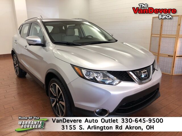 2018 Nissan Rogue Sport SV Akron OH