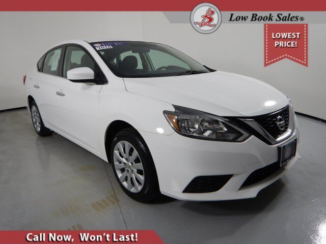 2018 Nissan SENTRA S Salt Lake City UT