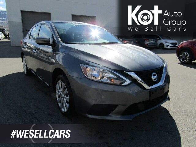 2018 Nissan SENTRA SV! GREAT DEAL! NO ACCIDENTS! BACKUP CAM! BLUETOOTH! HEATED SEATS! Penticton BC