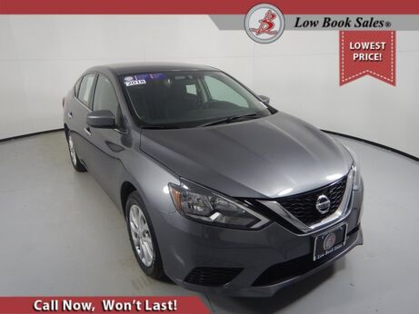 2018_Nissan_SENTRA_SV_ Salt Lake City UT