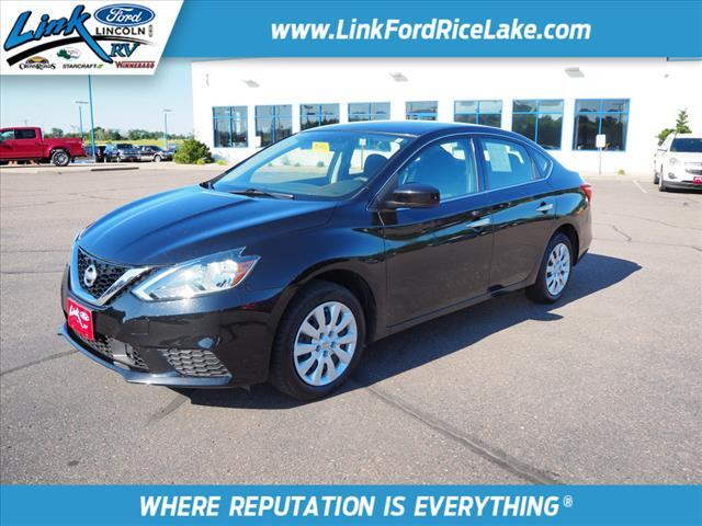 2018 Nissan Sentra Rice Lake WI