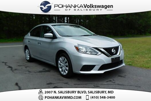 2018_Nissan_Sentra_S ** 37+ MPG ** GUARANTEED FINANCING **_ Salisbury MD