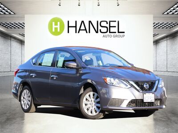 2018_Nissan_Sentra_S_ Santa Rosa CA