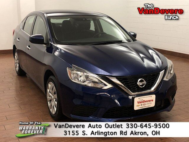 2018 Nissan Sentra S Akron OH