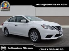 2018_Nissan_Sentra_S_ Arlington Heights IL