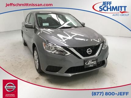2018_Nissan_Sentra_S_ Beavercreek OH