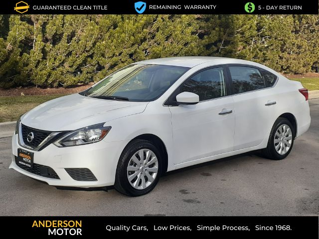 2018 Nissan Sentra S CVT Salt Lake City UT