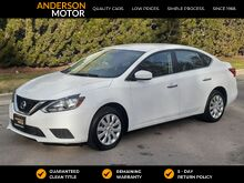 2018_Nissan_Sentra_S CVT_ Salt Lake City UT
