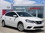 2018 Nissan Sentra S Certified Pre-Owned