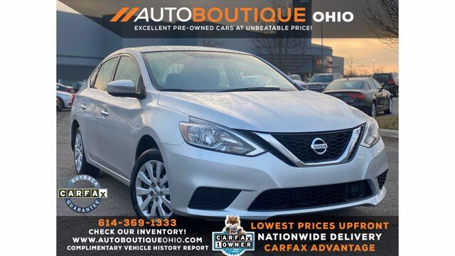 2018 Nissan Sentra S Columbus OH