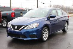 2018_Nissan_Sentra_S_ Fort Wayne Auburn and Kendallville IN
