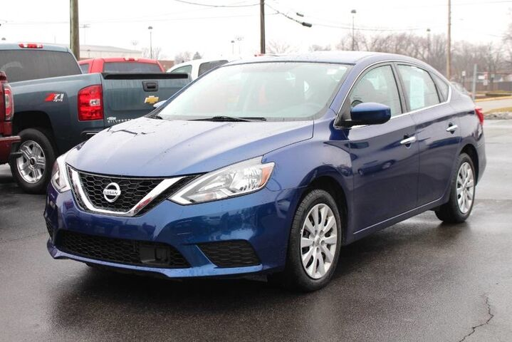 2018 Nissan Sentra S Fort Wayne Auburn and Kendallville IN