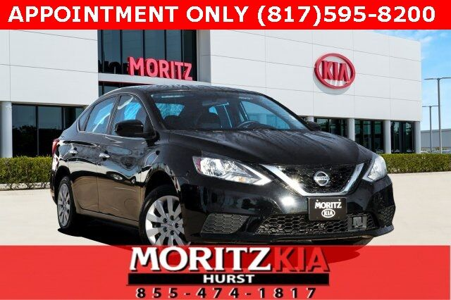 2018 Nissan Sentra S Fort Worth TX