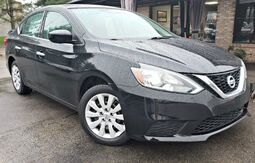 2018_Nissan_Sentra_S_ Georgetown KY