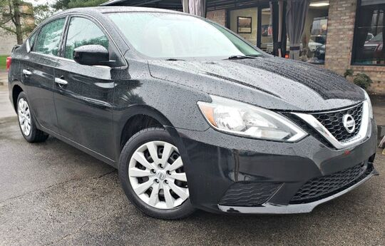 2018 Nissan Sentra S Georgetown KY