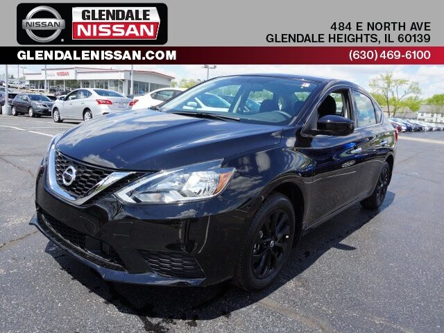 2018 Nissan Sentra S Glendale Heights IL