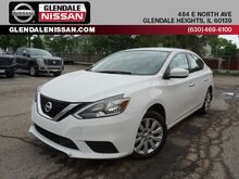 2018_Nissan_Sentra_S_ Glendale Heights IL
