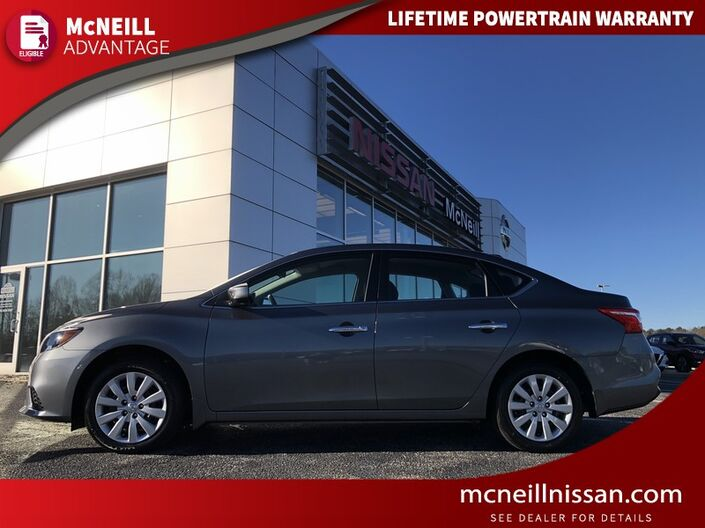 2018 Nissan Sentra S High Point NC