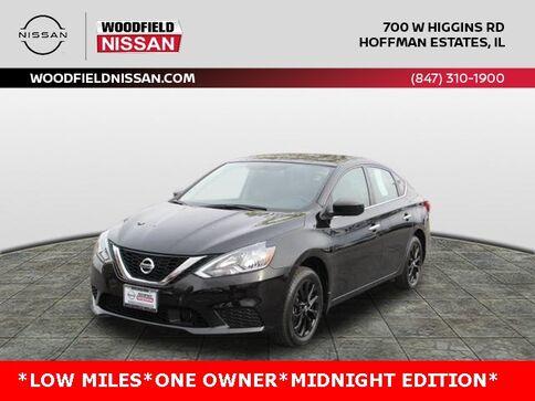 2018_Nissan_Sentra_S_ Hoffman Estates IL