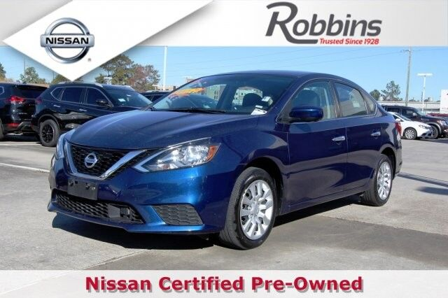 2018 Nissan Sentra S Houston TX