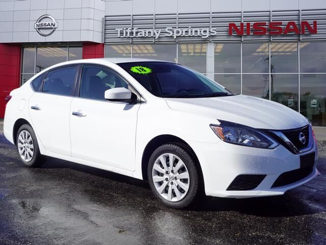 2018 Nissan Sentra S Kansas City KS