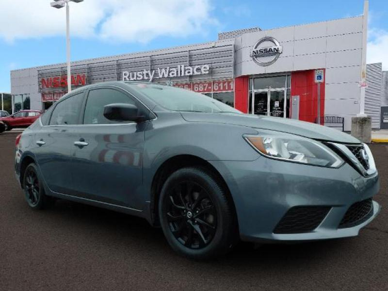 2018 Nissan Sentra S Knoxville TN