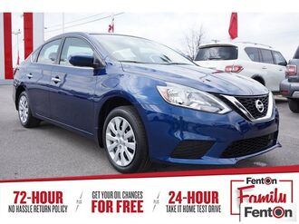 2018_Nissan_Sentra_S_ Knoxville TN