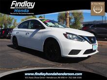 2018_Nissan_Sentra_S MIDNIGHT STYLE PACKAGE_ Henderson NV
