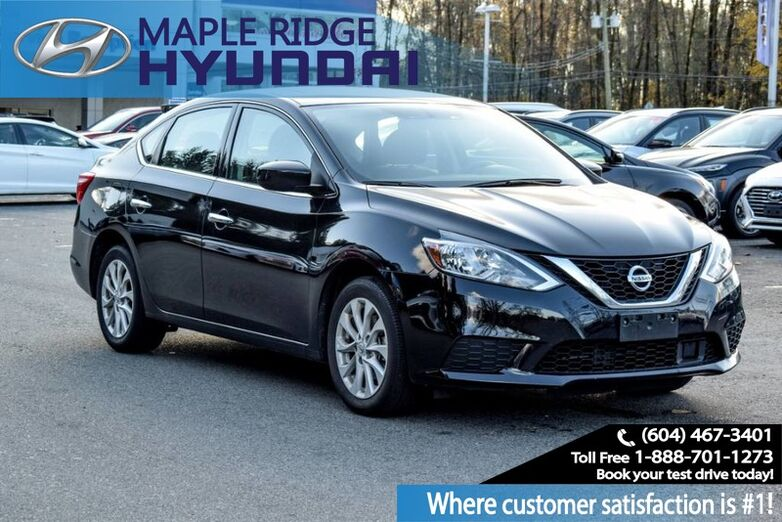 2018 Nissan Sentra S Maple Ridge BC