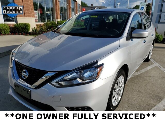 2018 Nissan Sentra S Mayfield Village OH