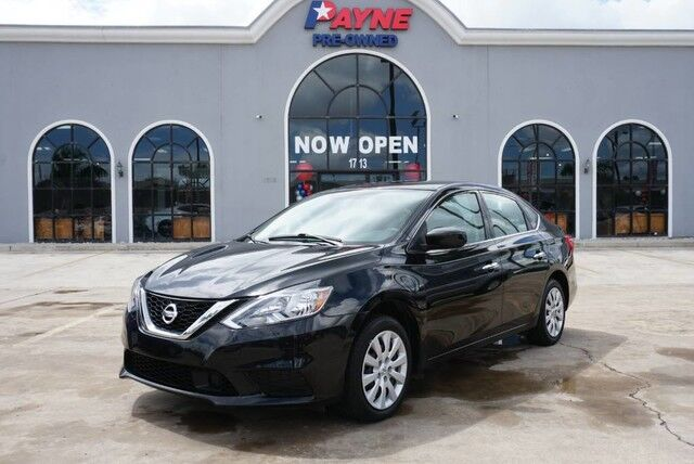 2018 Nissan Sentra S Mission TX