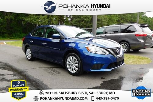 2018_Nissan_Sentra_S **ONE OWNER**_ Salisbury MD