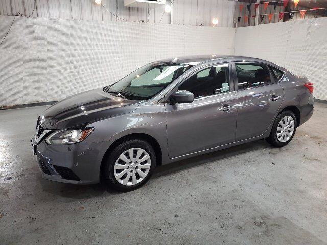 2018 Nissan Sentra S Oroville CA