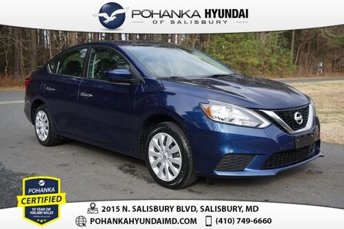 2018_Nissan_Sentra_S **PERFECT MATCH**_ Salisbury MD