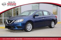 2018_Nissan_Sentra_S_ Picayune MS