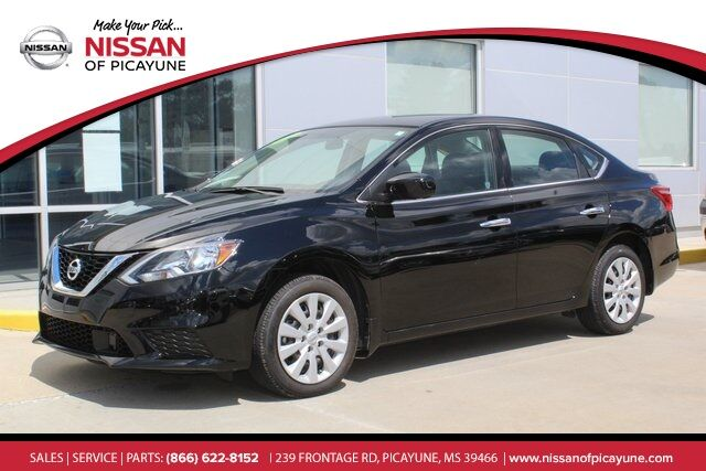 2018 Nissan Sentra S Picayune MS