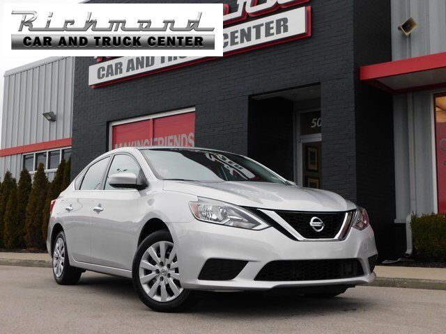 2018 Nissan Sentra S Richmond KY