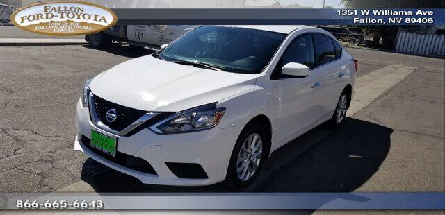 2018 Nissan Sentra SEDAN Fallon NV